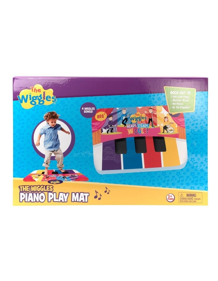 The Wiggles Piano Dance Mat image 1