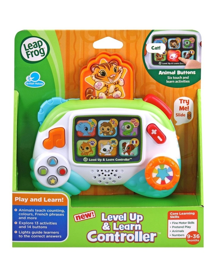 Level Up & Learn Controller image 2