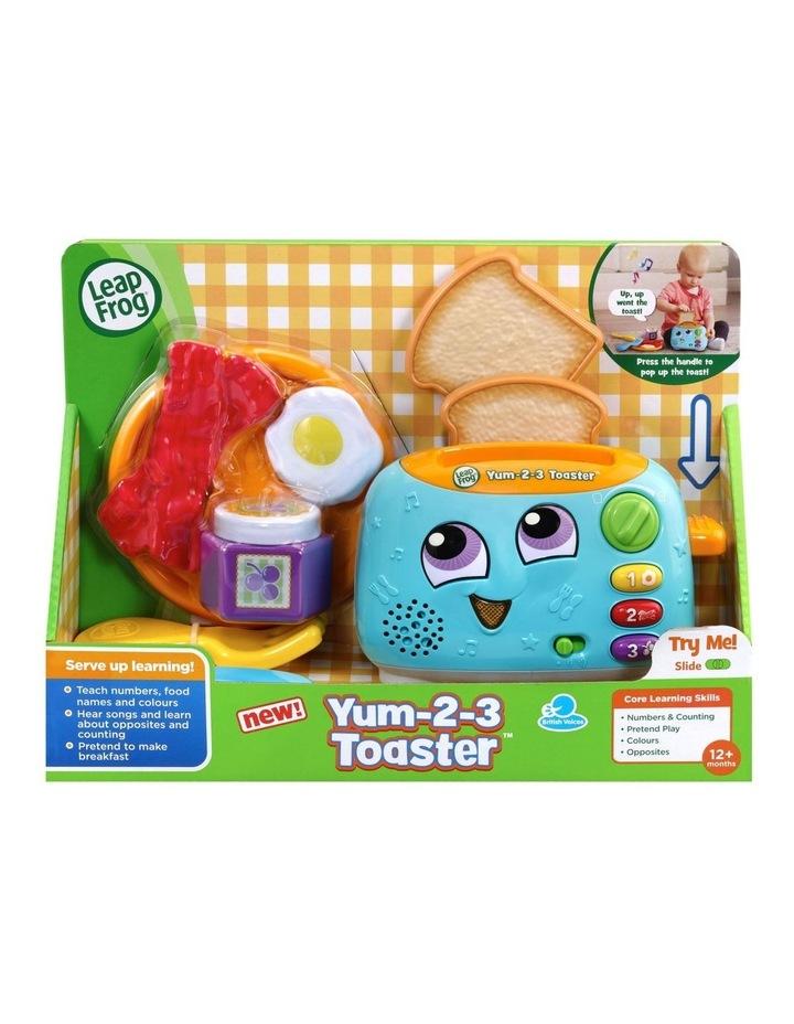 Yum-2-3 Toaster image 2