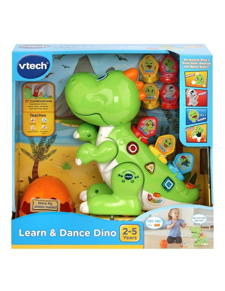 Learn & Dance Dino image 4