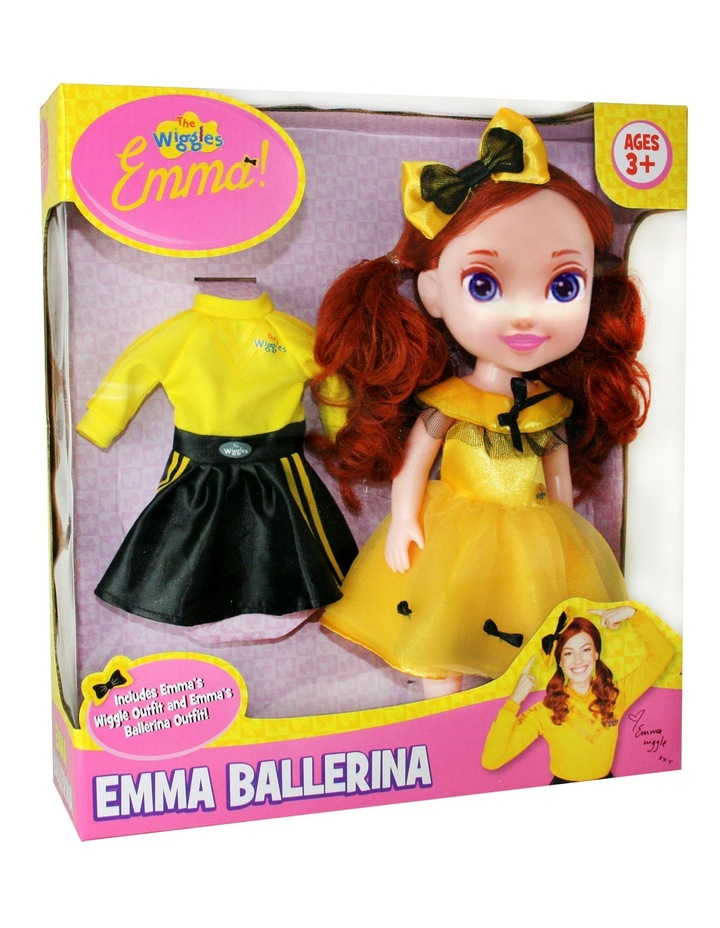 15-Inch Emma Doll In Ballerina Outfit image 1