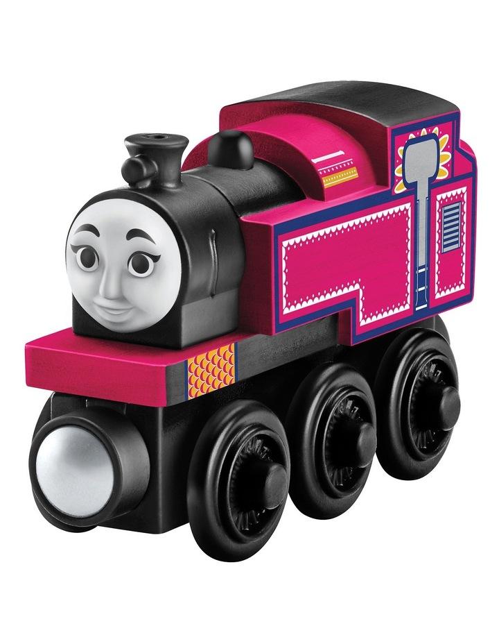 Wooden Railway Small Engine Ashima image 1