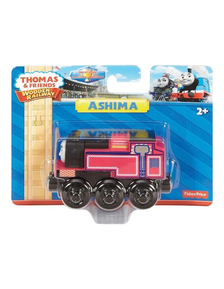 Wooden Railway Small Engine Ashima image 2