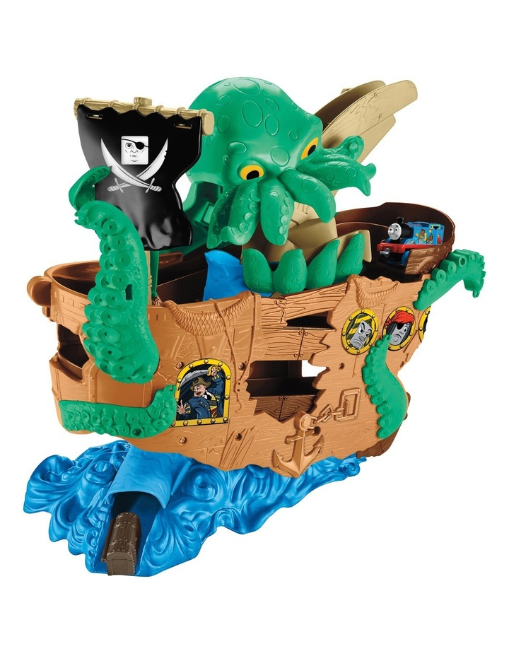 Adventures Pirate Monster Playset image 1