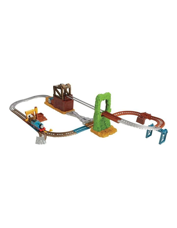 Trackmaster Scrapyard Escape Set image 1