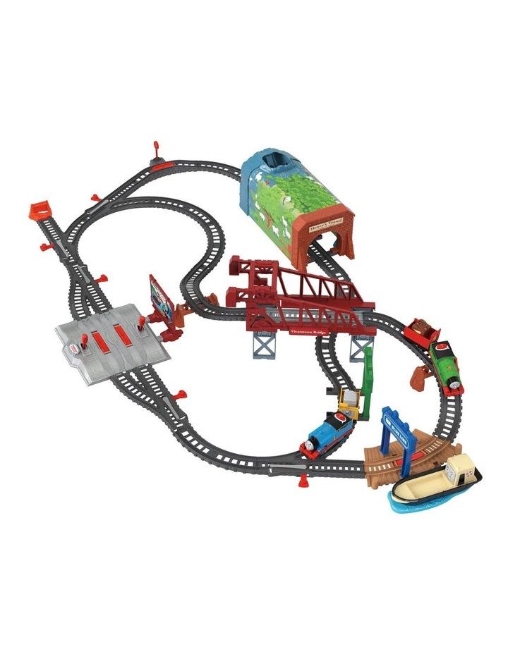 Talking Thomas & Percy Train Set image 2