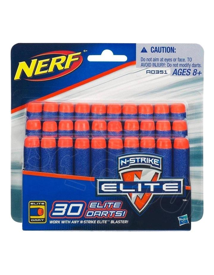 N-Strike Elite 30 Dart Refill - ISO image 1