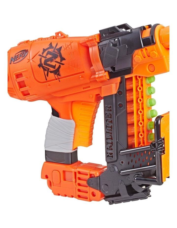 NERF Zombie Strike NailBiter Blaster image 2