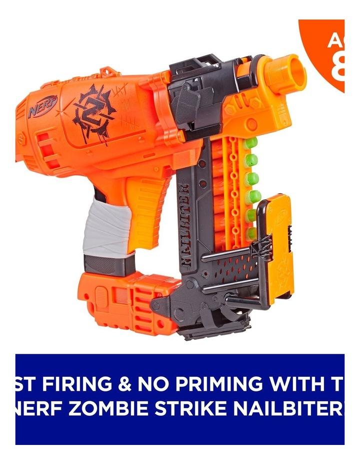 NERF Zombie Strike NailBiter Blaster image 6