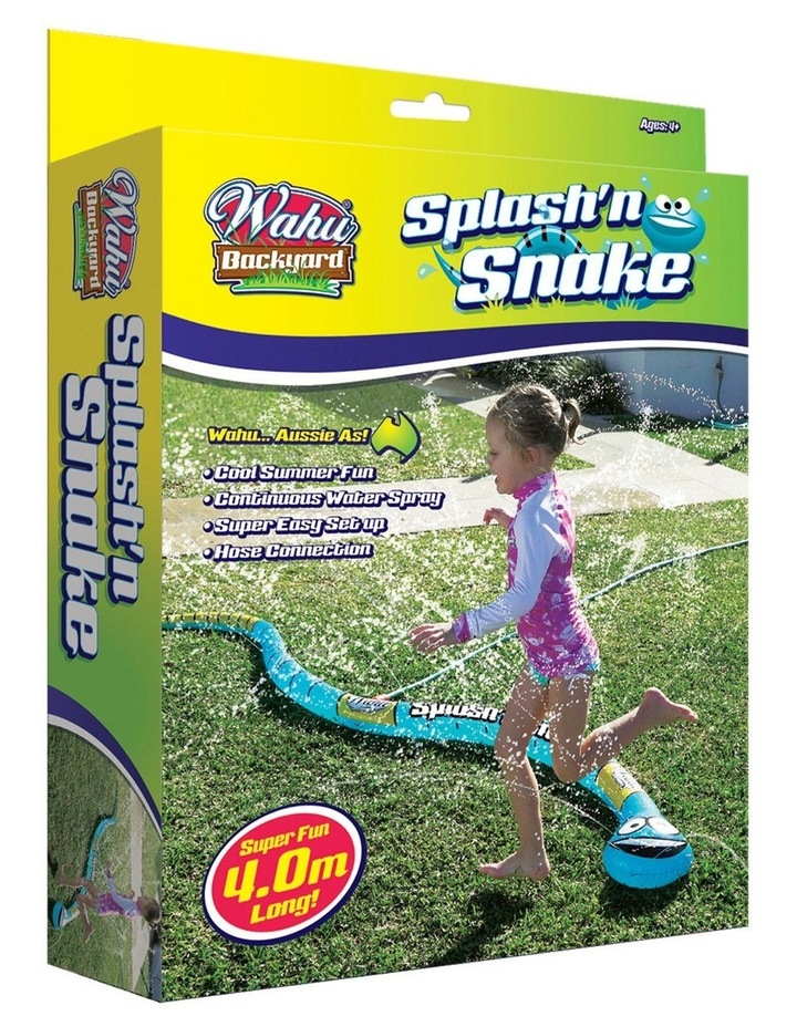 Splash & Snake Assorted image 1