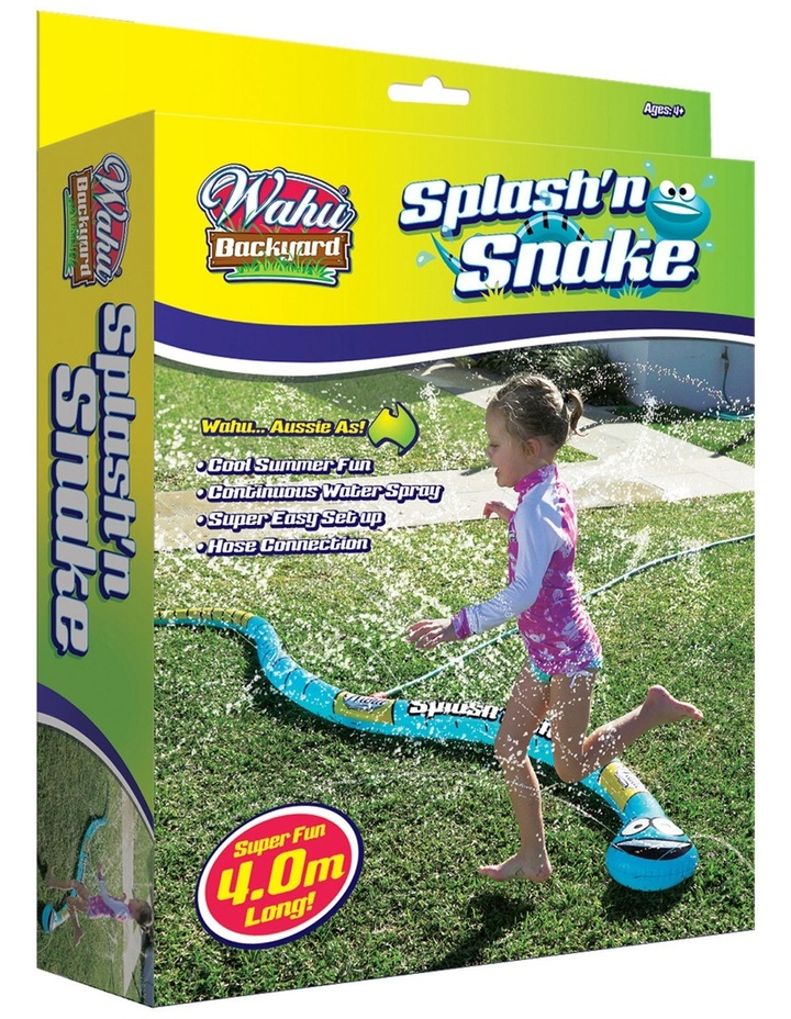 Splash & Snake Assorted image 1
