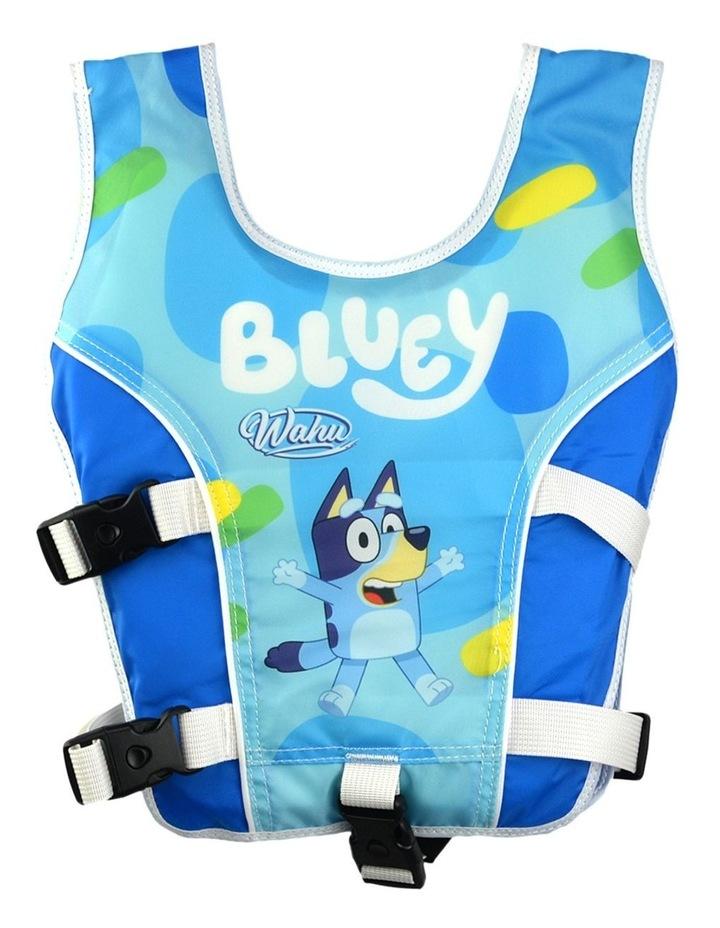 Bluey Swim Vest Child Medium 25-30Kg image 2