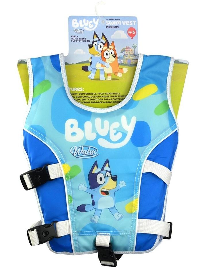 Bluey Swim Vest Child Medium 25-30Kg image 4