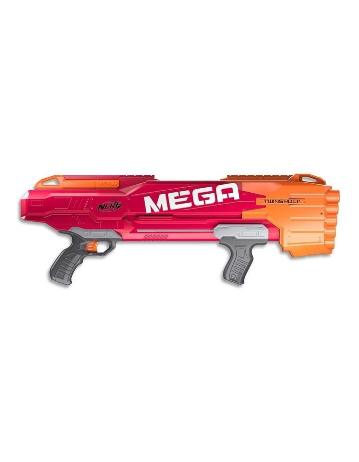 Mega Twinshock Blaster Including 10 Official Official Darts image 2