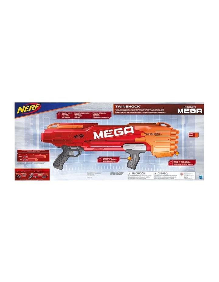 Mega Twinshock Blaster Including 10 Official Official Darts image 3