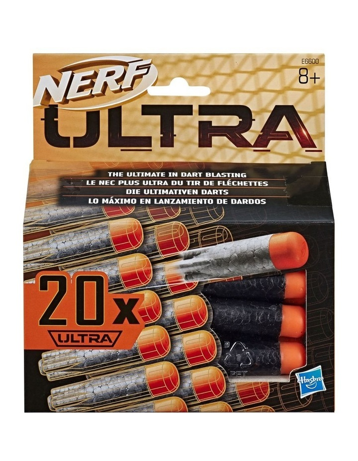 Ultra One - 20 Dart Refill Pack - The Farthest Flying Nerf Darts Ever image 3