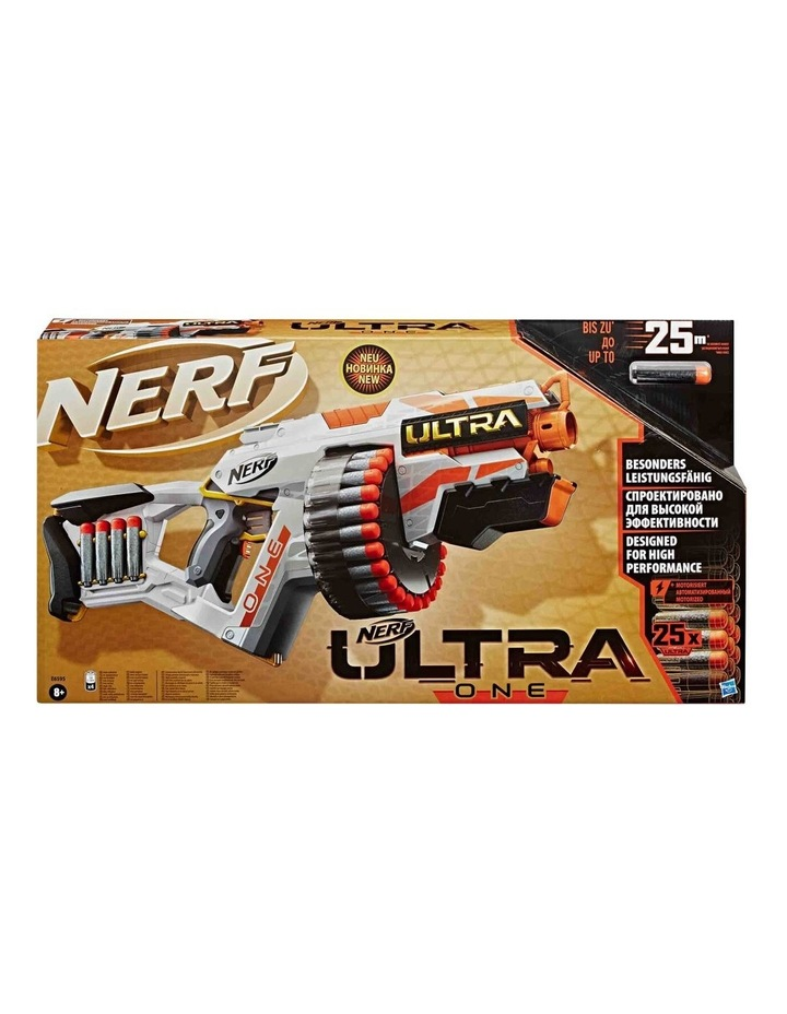 Ultra One - Motorised Blaster inc 25 Official Ultra Darts image 3