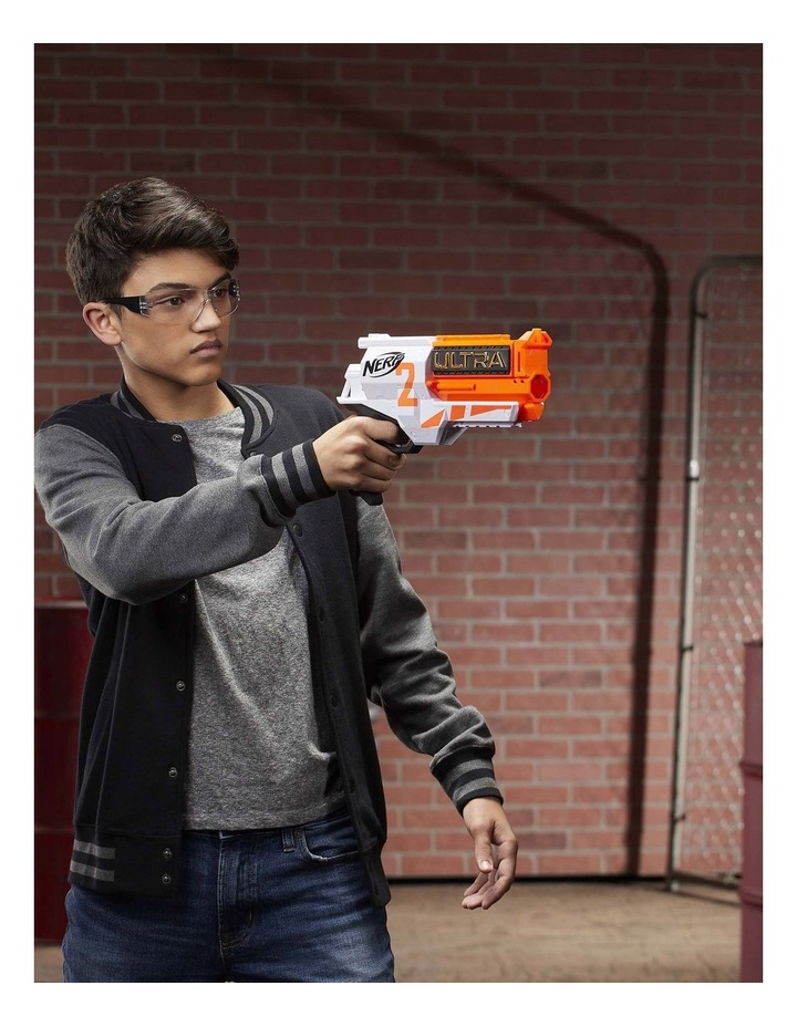 Ultra Two Motorised Blaster - Fast Back Reloading - Incl 6 Nerf Ultra Darts image 5