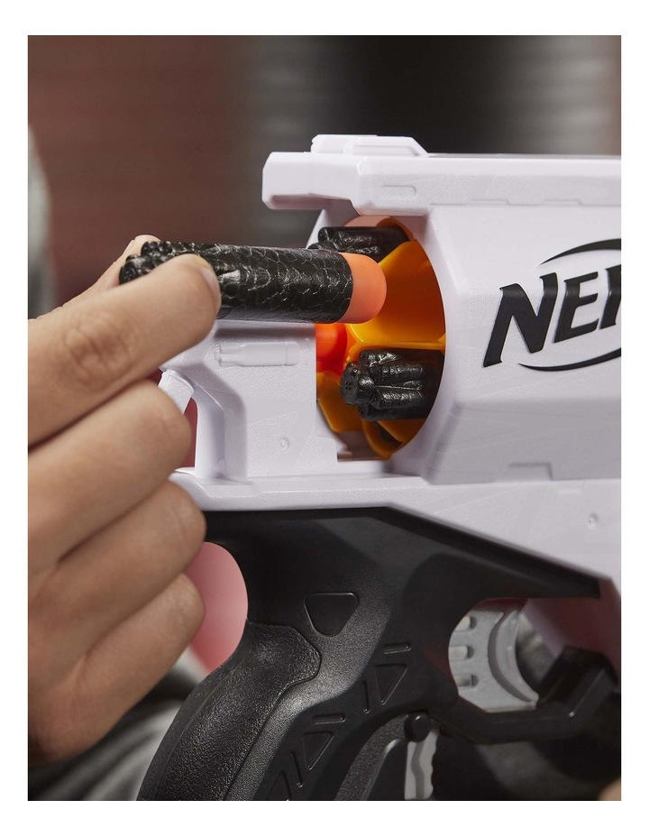 Ultra Two Motorised Blaster - Fast Back Reloading - Incl 6 Nerf Ultra Darts image 6