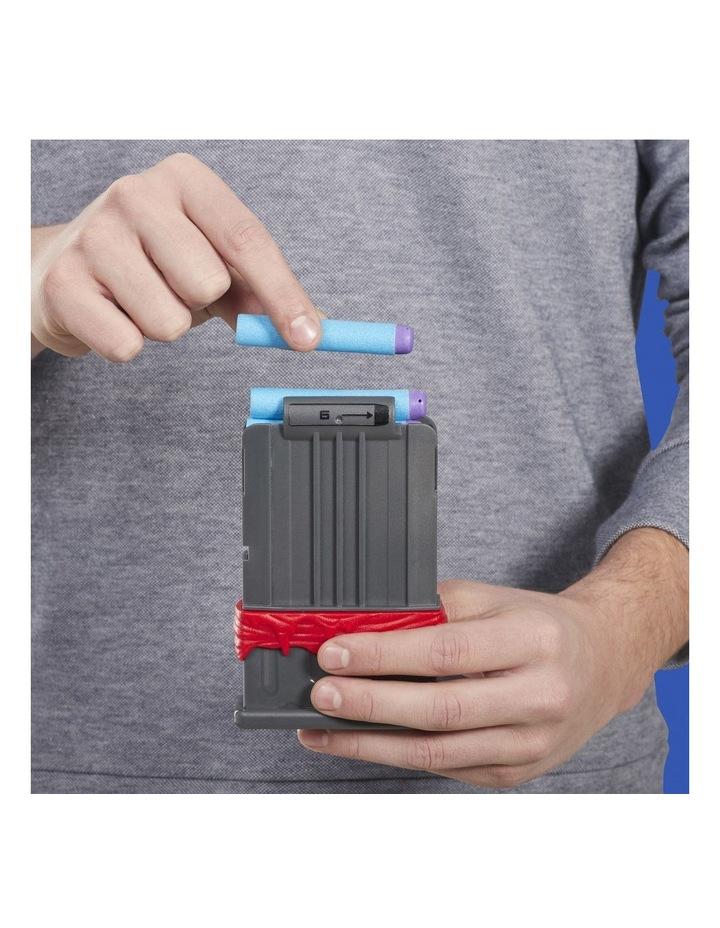 Fortnite NERF - SMG-E Blaster - Motorised Dart Blasting with 6 Dart Clip - Inc 6 Official NERF Elite Darts image 6