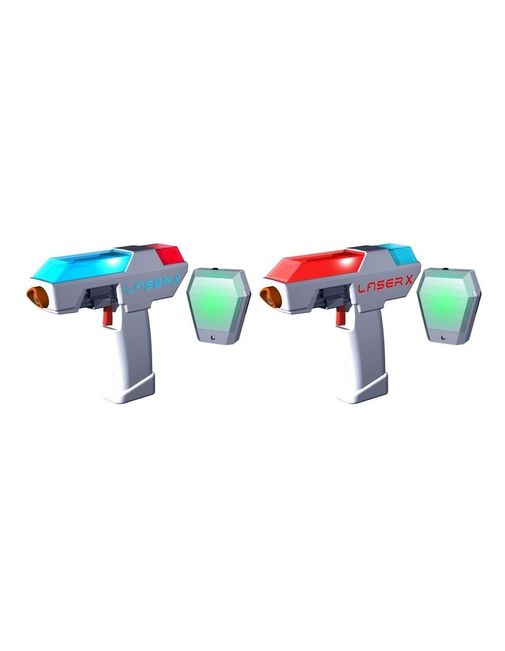 Laser X Micro Double Blaster Set image 1