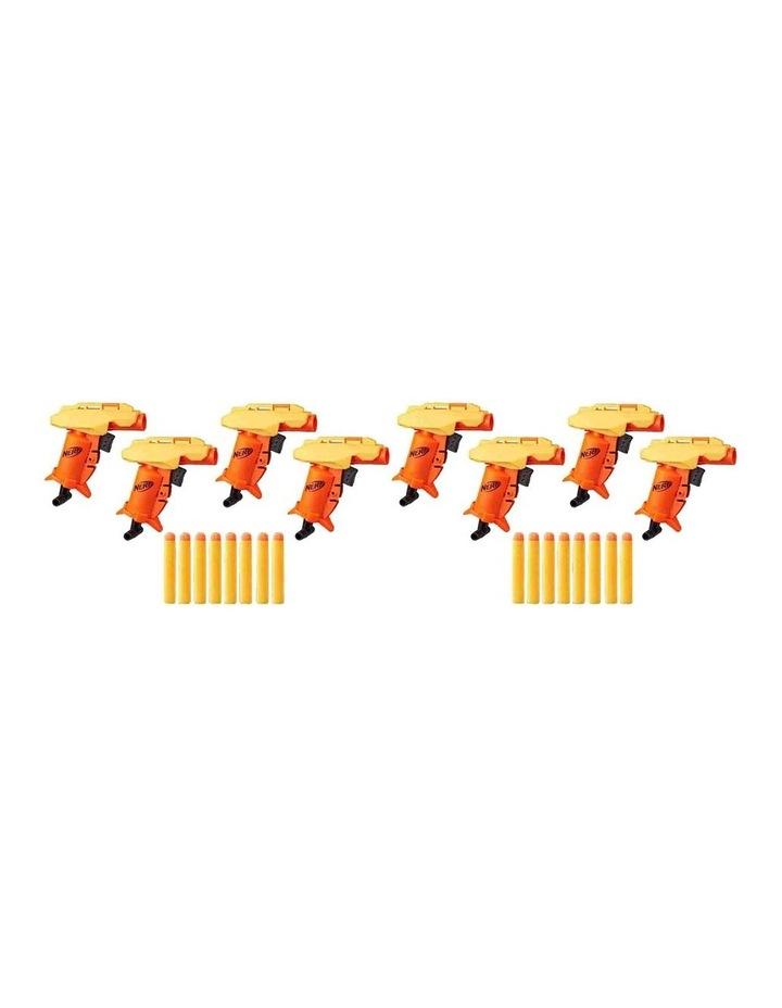 Alpha Strike - Stinger SD 1 Blasters 8 Pack - 8 Blasters & 16 Official Elite Darts (24pc) image 2