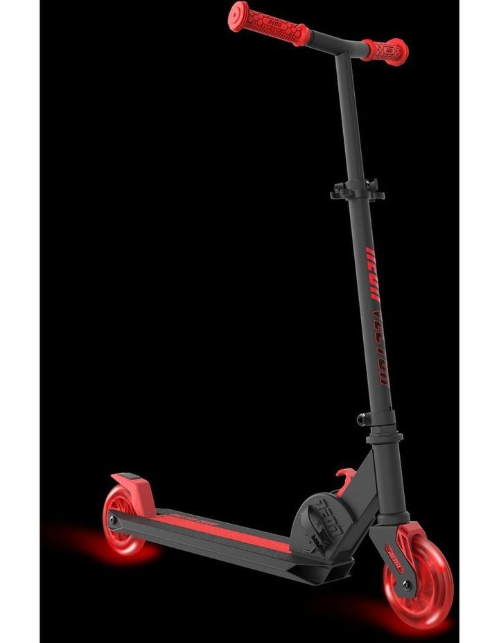 Neon Vector Scooter - Red image 1