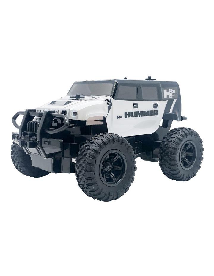 1:24 Jeep and Hummer Trucks Assortment image 1
