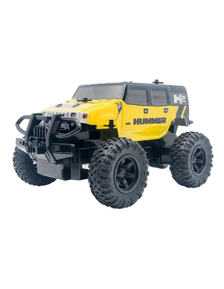 1:24 Jeep and Hummer Trucks Assortment image 2