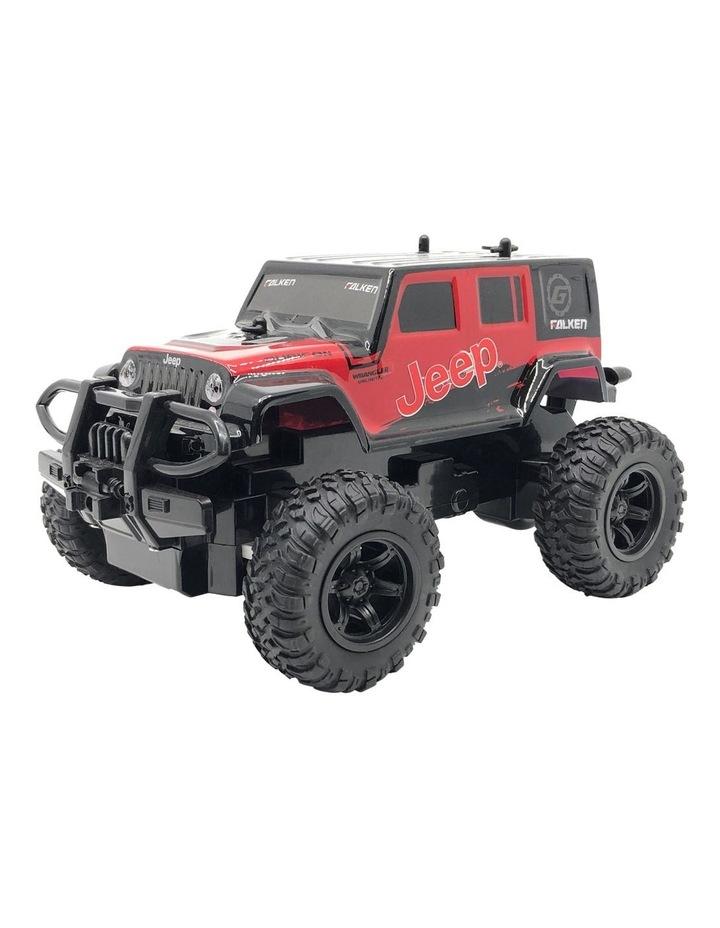 1:24 Jeep and Hummer Trucks Assortment image 3