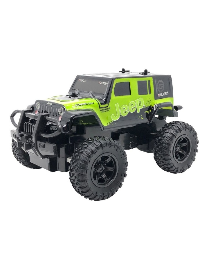 Rusco Racing 1:24 Jeep and Hummer Trucks Assortment image 4