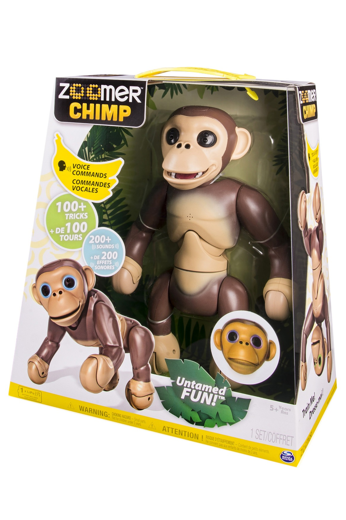 Zoomer Chimp Toys R Us Australia – Wow Blog