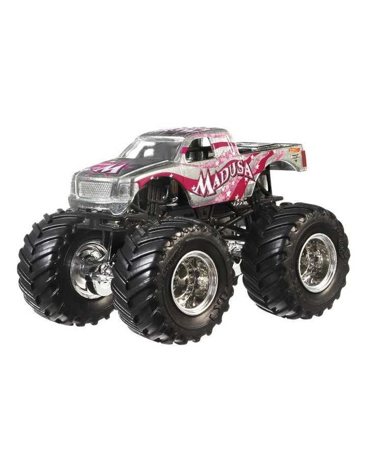 Monster Jam 1:64 Vehicle Assorted image 1