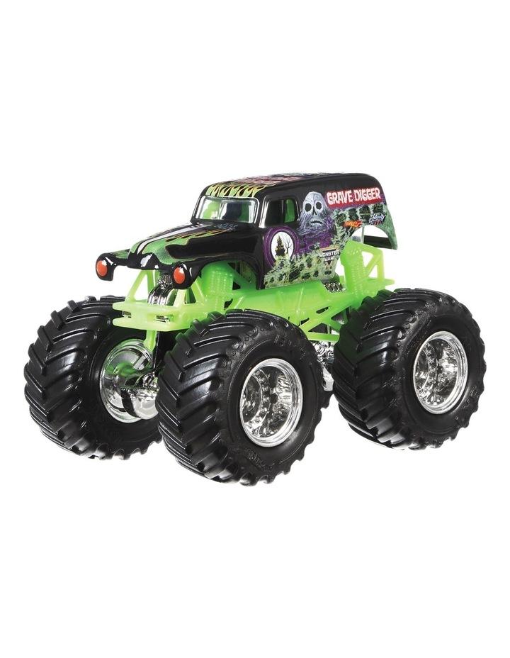 Monster Jam 1:64 Vehicle Assorted image 2