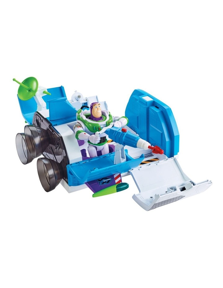 Star Command Spaceship Playset image 3