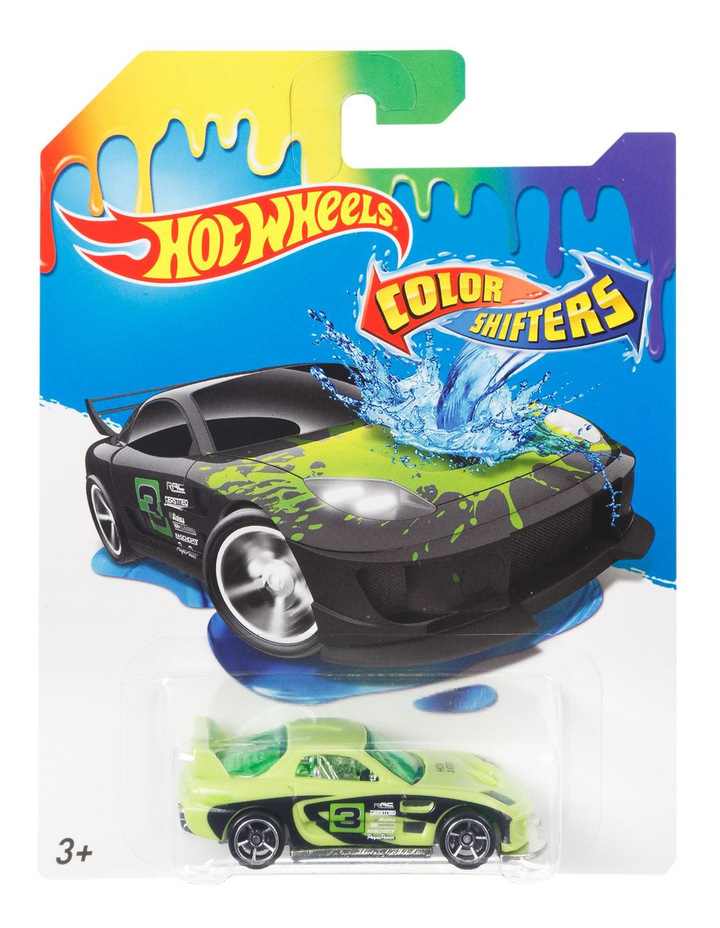 Color Shifters 1:64 Vehicle Assortment image 1