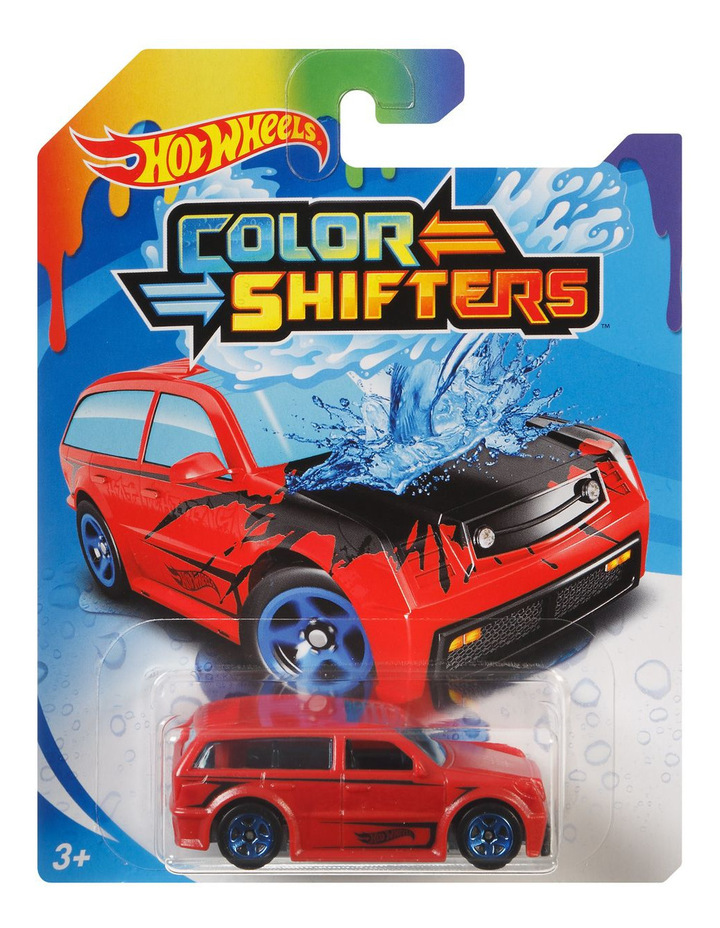 Color Shifters 1:64 Vehicle Assortment image 3