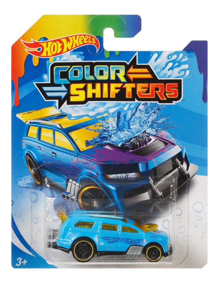 Color Shifters 1:64 Vehicle Assortment image 4