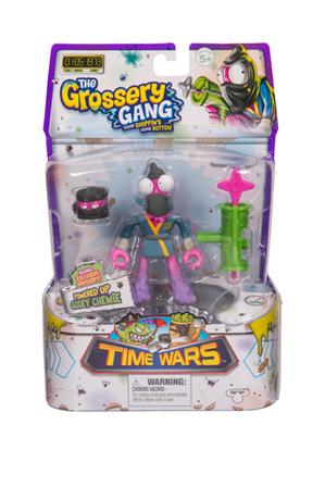 Grossery Gang - Season 5 Action Figures Assorted