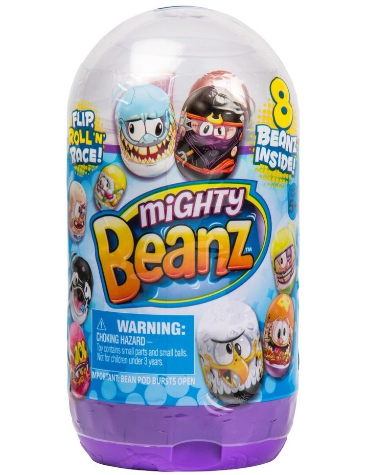 Mighty Beanz S1 Slam Pack 6pc image 1