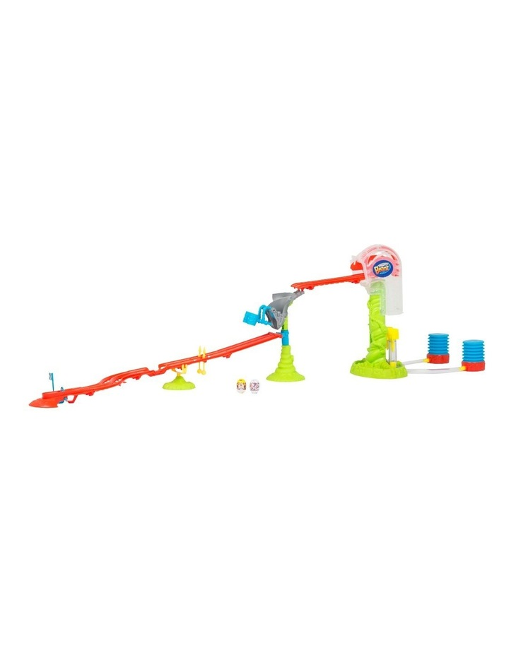 Mighty Beanz Slammer Time Race Track image 2