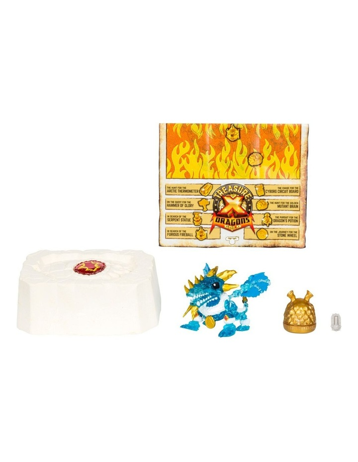 Treasure X: Quest For Dragons Gold - Dragon Pack Assorted image 3