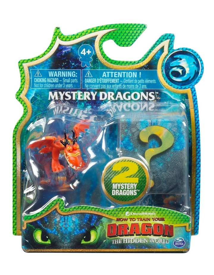 Dragons Mystery Dragons 2 pk Assortment image 1