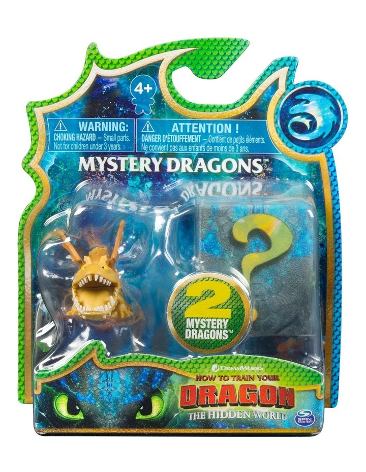 Dragons Mystery Dragons 2 pk Assortment image 2