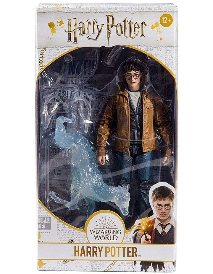 Harry Potter With Patronus Figurine image 1