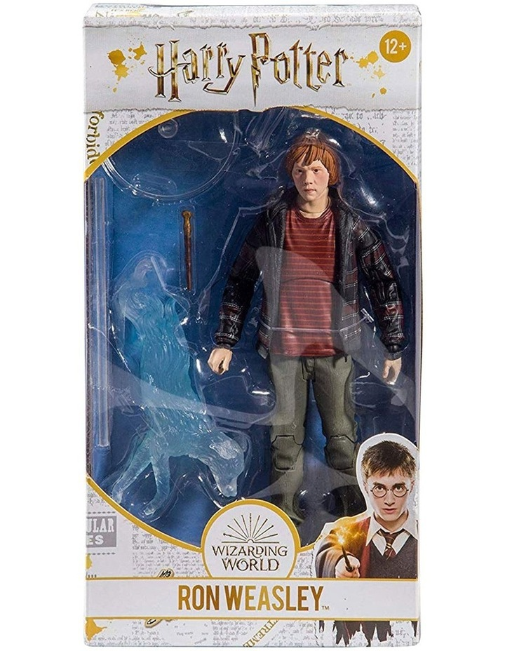 Ron Weasley With Patronus Figurine image 1