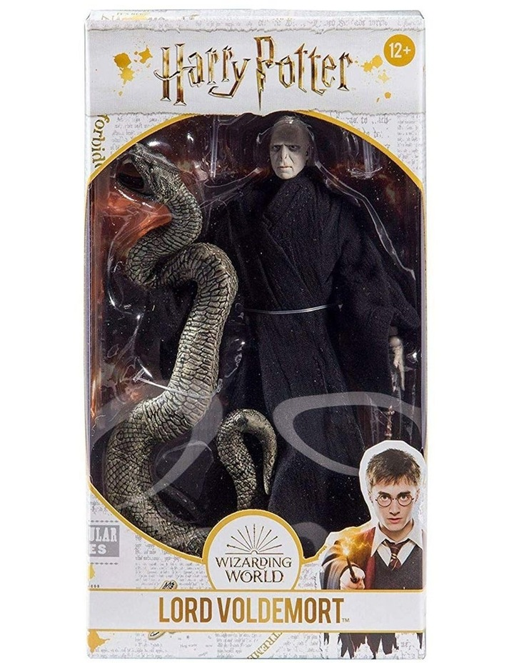 Lord Voldemort With Nagini Figurine image 1