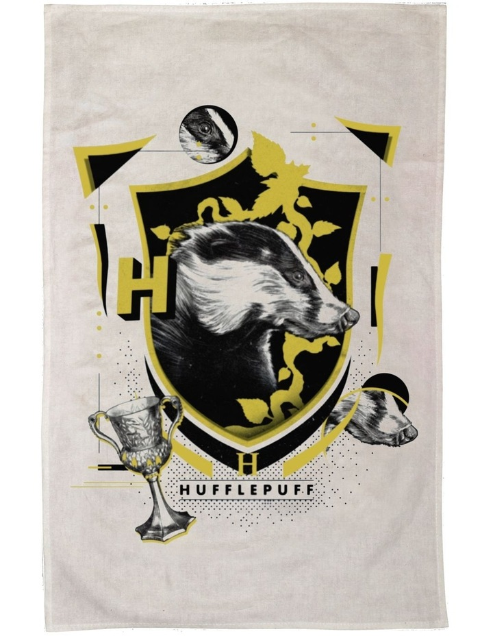 Hufflepuff Tea Towel image 1