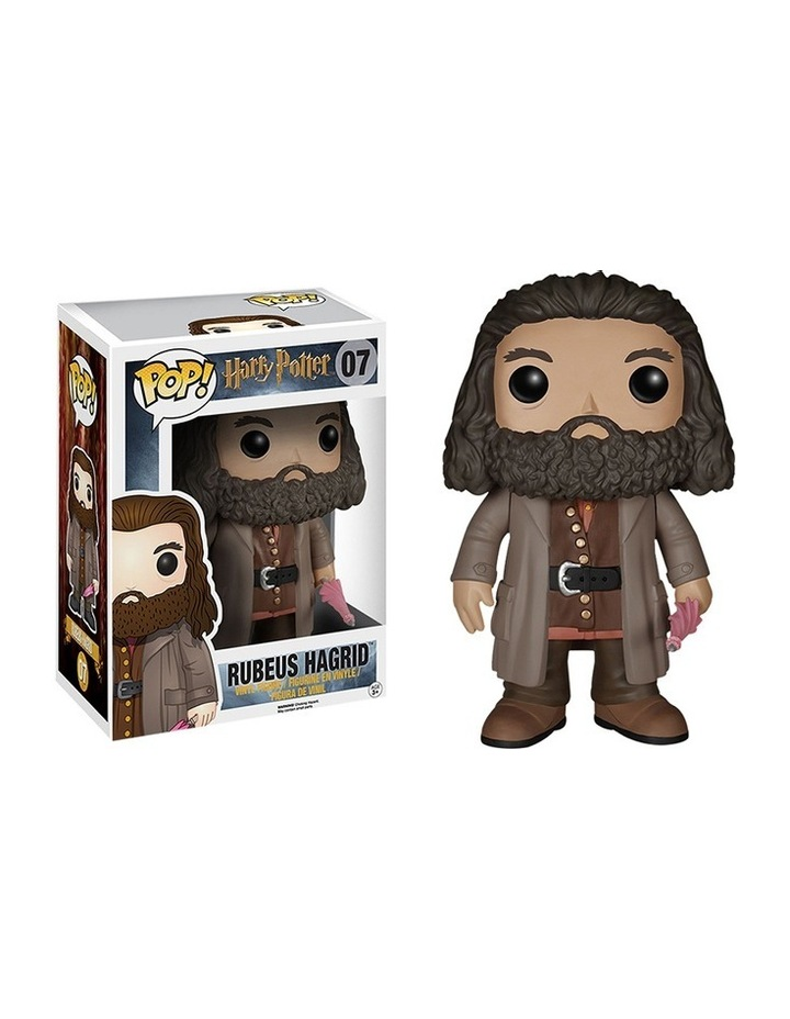 Rubeus Hagrid 6in Pop! image 1