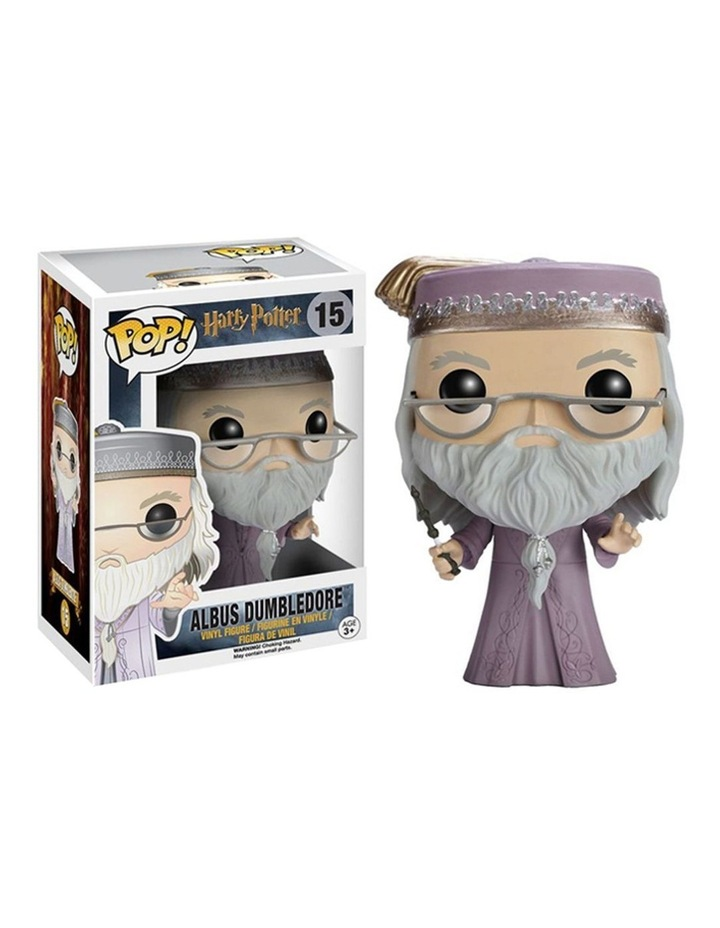 Dumbledore with wand Pop! image 1